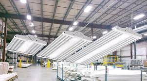 interior fluorescent light fixtures replacement energy saving lamp led high bay light business led