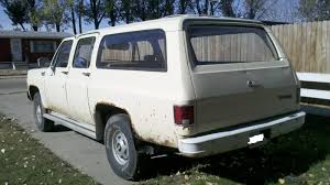 1980 Chevrolet Suburban - Overview - CarGurus