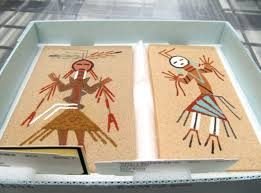 victoria was a huge help in helping staff here at tarl identify the best meananner in which to our large collection of navajo sand paintings