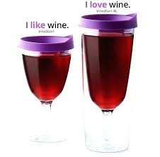 striped fl wine glass sippy cup after shark tank