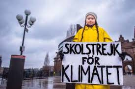 Greta Thunberg: Why I began the climate protests that are going global |  New Scientist