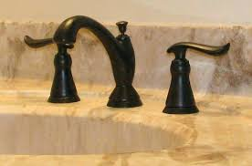 delta two handle shower faucet oil rubbed bronze bathroom faucets deltas linden in single handl