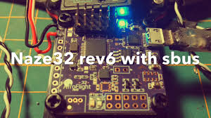 setup how to enable sbus on naze32 rev6