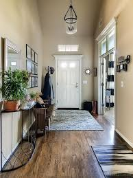 get a high end look for less entryway