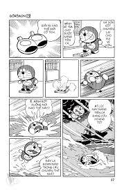 Truyện tranh Doremon - Tập 19 - Chương 5: Nàng tiên cá