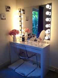 gallery of hollywood lighted makeup vanity tabletop mirror globorank with brilliant big vanity mirror