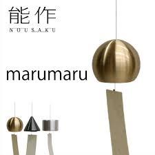 Wind chime features by marumaru Koizumi Makoto Design