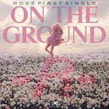 ROSÉ On The Ground/-R- album cover: BeulPing