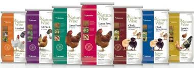 chicken feed brands.  Brands NatureWise Poultry Feed  Palo Cedro And Chicken Brands Y