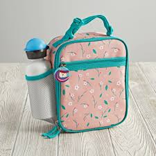 Pony Bedroom Accessories State Kane Pink And Mint Backpack The Land Of Nod