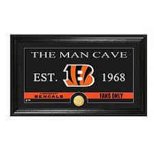 Small Picture Cincinnati Bengals Home Decor Buy Cincinnati Bengals Home Decor