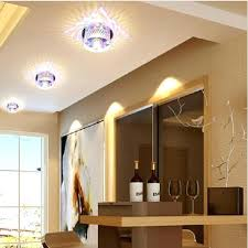 modern hallway lighting. Modern Hallway Lighting Led Crystal Lights Corridor  Lamps For Surface Mounted Ceiling .
