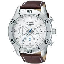 "men s pulsar chronograph watch pt3433x1 watch shop comâ""¢ mens pulsar chronograph watch pt3433x1"
