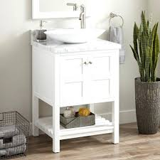 24 inch bathroom vanity with vessel sink vessel sink vanity white 24 inch bathroom vanity vessel