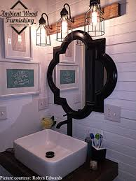 bathroom lighting bathroom vanity height with vessel sink amazing vintage style bathroom light fixtures design