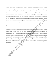dna technology essay sample from assignmentsupport com essay writing   5 which