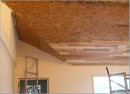 ideas to cover basement ceiling fabric