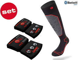 Lenz Heat 1200 1 0 Ski Sock Mens