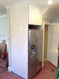 diy refrigerator