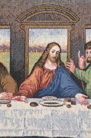 möbel wohnen the last supper tapestry