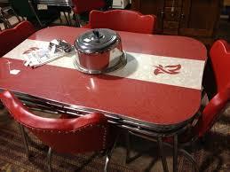 Red Retro Kitchen Retro Kitchen Table Parts Cliff Kitchen