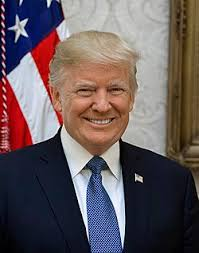 Image result for 트럼프 펜스 재출마 선언