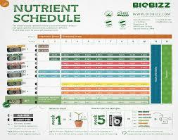 51 Genuine Bio Bizz Chart