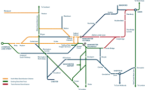 2015 september 21 the anonymous widower Northern Train Line Map northern electrification map northern train line map