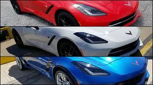 What Color Corvette Should You Buy