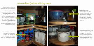 organizing kitchen cabinets es best of how to organize a lazy susan cabinet home furniture design