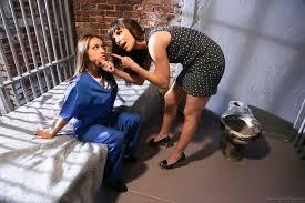 Dana DeArmond and Sara Luvv Prison Lesbians Pichunter