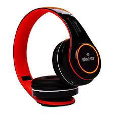 LED bluetooth kulaklık Katlanabilir Kulaklık 70db PC Için MIKROFON 400 mAH  Lityum Pil Mobil V5.0 Telefon|Bluetooth Kulaklık & Kulaklıklar