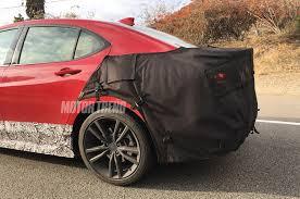 2018 acura hatchback. interesting 2018 2018 acura tlx prototype rear three quarter inside acura hatchback