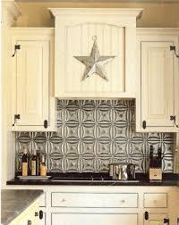 Tin Backsplashes For Kitchens Antique Tin Backsplash For Kitchen Pictures To Pin On Pinterest