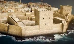 800 Year Old Israel Treasure Tunnels Built By Knights