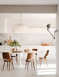 kitchensmall white modern kitchen. step into a charming modern abode in the south of france scandinavian dining chairsscandinavian kitchenmodern kitchensmall white kitchen l