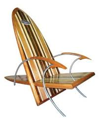 surfboard furniture. Originally Conceived In 1988 By Sassone Franco And Inspired The Reuse Of A Broken Surfboard That Washed Ashore. Furniture D