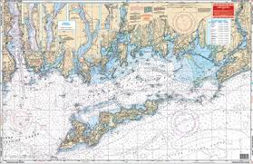 Thames River Ct Depth Chart New York Cape Cod Vermont Nautical And Fishing Charts And