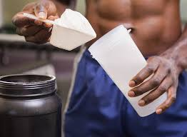 muscle protein shake