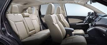2016 honda cr v leather trimmed interior