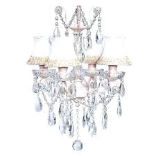 glass flower chandelier jubilee collection pink four light glass center crystal mini chandelier with pink and