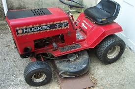 huskee 46 riding mower manual