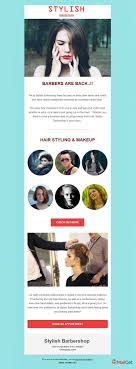 10 Best Free Hair Salon Email Templates For Spa Centers Beauty