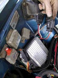 wps amc motorcraft distributor upgrade the tfi upgrade consists of a special spark coil distributor cap hei style wires you can add the tfi stuff later the tfi stuff is described further
