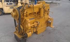 cat air compressor caterpillar cat 3406 engine for air compressor generator or water pump