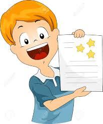 student scoring high grades clipart clipartfox good grade illustration of a
