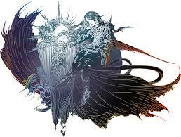 Final Fantasy XV logo - POST-CREDITS by eldi13 | FFXV Altar ...