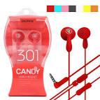 Проводная гарнитура Remax 301 Candy ColorMix