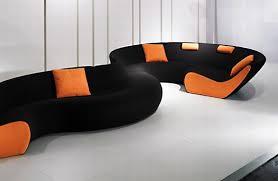circle walter knoll modular sofa milia sculptural circle seating by ben van berkel designbuzz