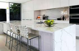 gold quartz kitchen ideas silestone calacatta